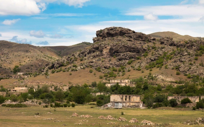 Sights of Gubadli region of Azerbaijan liberated from Armenian occupation -   PHOTOS