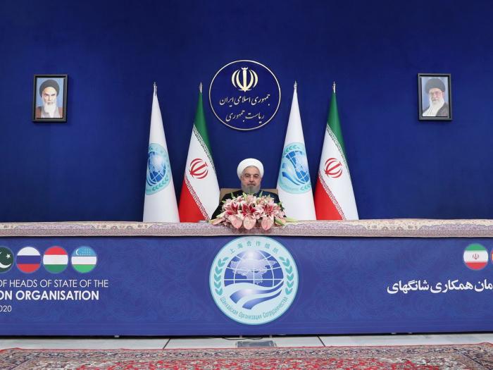 Iran happy to see Armenia-Azerbaijan conflict ended - Rouhani