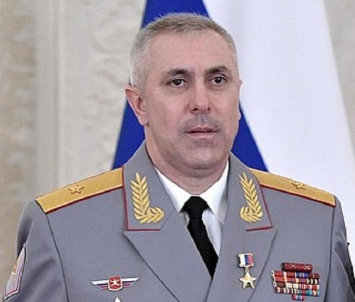 General Muradov leads Russian peacekeepers in Karabakh