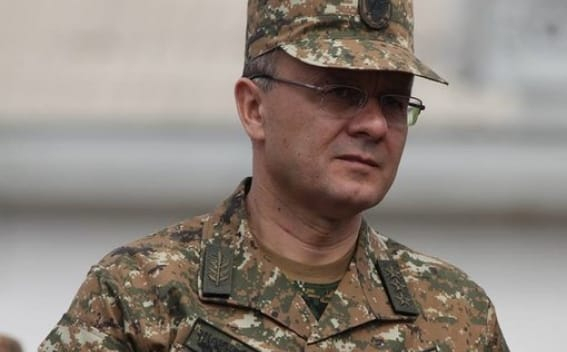 Azerbaijan indicts Armenian ex-defense minister on another article