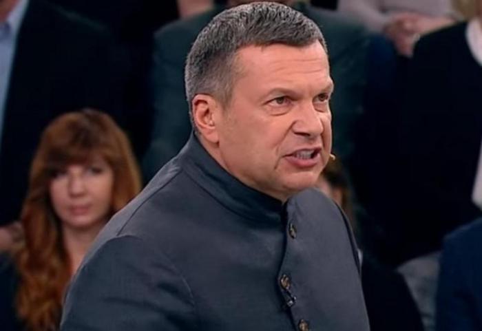 Rusiyalı deputat Solovyovun cəzalandırılmasını tələb etdi