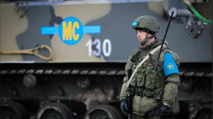 Un soldat de la paix russe blessé au Haut-Karabagh