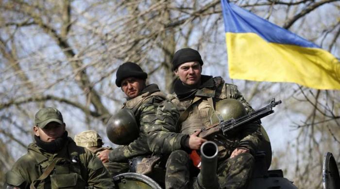 Ukrayna generalları Azərbaycan Ordusunun döyüş təcrübəsini öyrənir