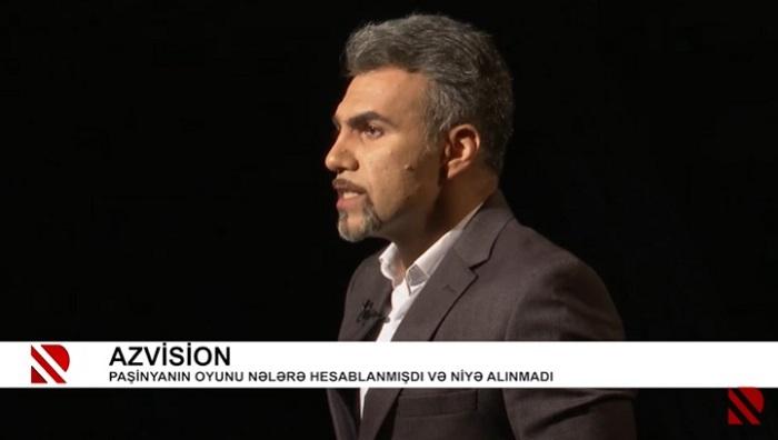 AzVision I    Diplomatiyanın gücsüzlüyündən gücün diplomatiyasına -    VİDEO