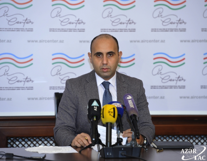 Report on threats and pressure on journalists covering the Armenian-Azerbaijani conflict presented