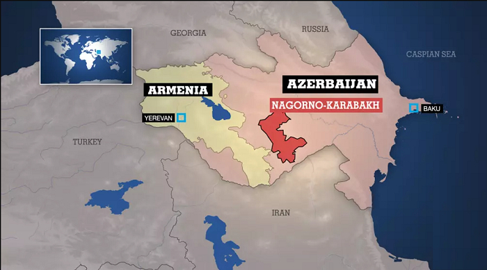 Azerbaijan, Armenia and Russia sign Nagorno-Karabakh peace deal