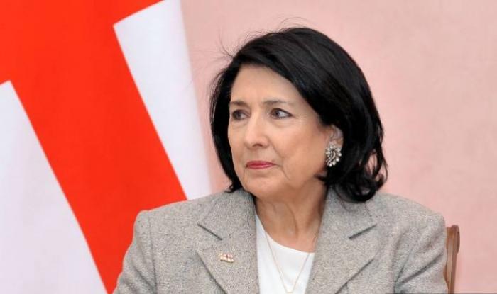 New era starts in the Caucasus -Zourabichvili
