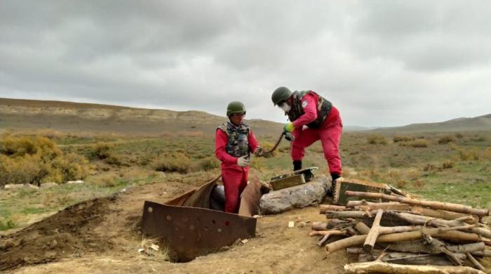 الطريق إلى سوغوفوشان تم تطهيره من الألغام
