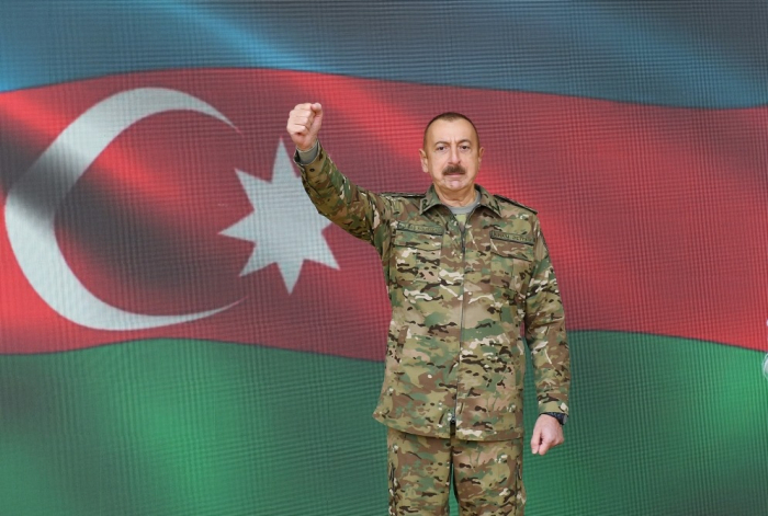 Azerbaijan to mark Victory Day on Nov. 10 upon presidential order