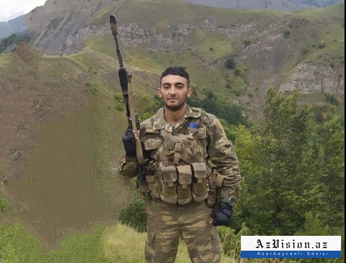 """Şuşada yaralanan qazi:  """"3 gün meşədə qaldıq, sonra mühasirəni yara bildik"""" -  FOTOLAR"""