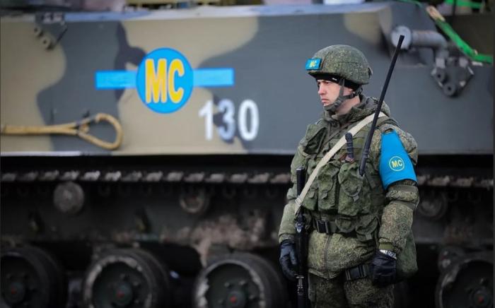 بيان من وزارة الدفاع الروسية حول ممر لاتشين