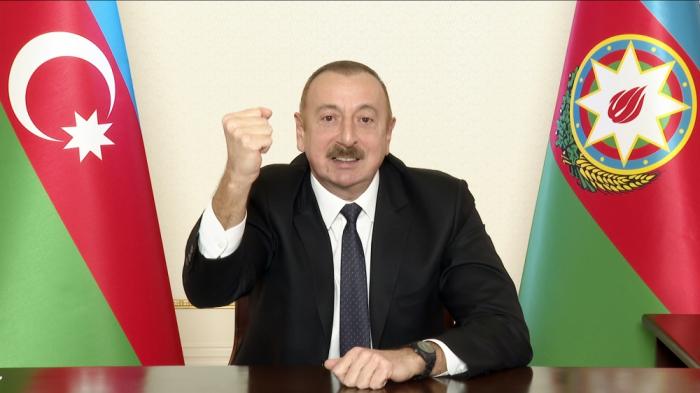 """""""Bu gün mən deyirəm, hər kəs mövcud reallıqla barışmalıdır"""" -    Prezident"""