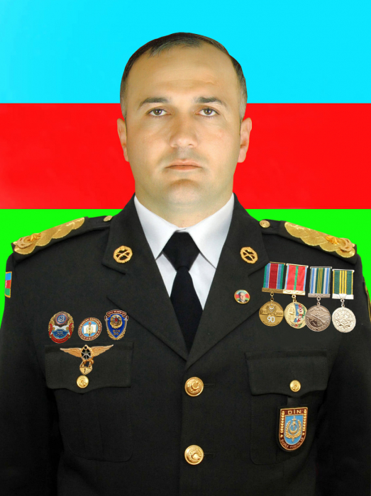 Commander of Azerbaijan Special Forces martyred in Nagorno-Karabakh war