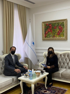 International Turkic Culture and Heritage Foundation expands its international relations