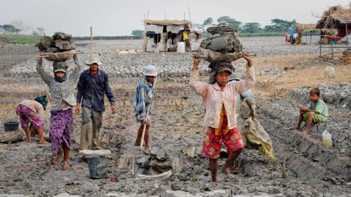 Over 40 million people captive in modern slavery worldwide, UN says