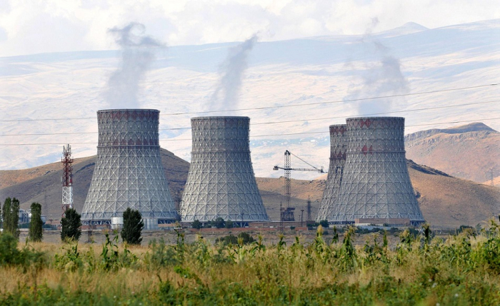 Decaying Soviet-era nuclear power plant makes Armenia a ticking time bomb