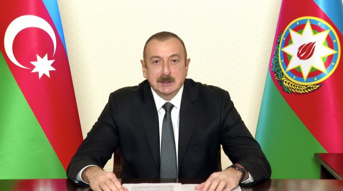 President Aliyev: Global community has faced greatest health crisis in recent history