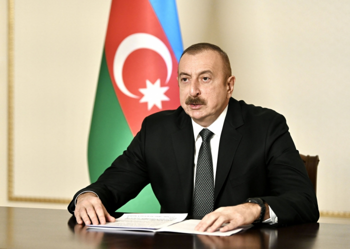 President Ilham Aliyev addressed Special Session of UN General Assembly in response to COVID 19 pandemic