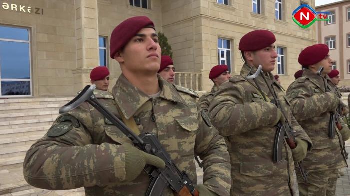Nakhchivan garrison commemorates Azerbaijani martyrs –   VIDEO