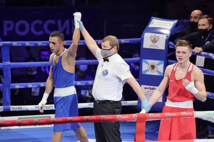 Azərbaycanlı gənc 3-cü dəfə Rusiya çempionu oldu