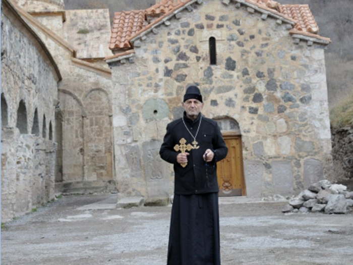 All historical, religious items in churches of Azerbaijan destroyed by Armenians - Albano-Udi community