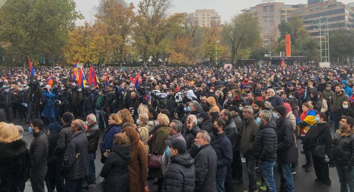 Armenian opposition