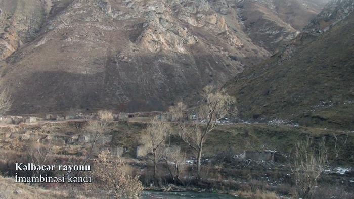 Imágenes de la aldea de Imambina de Kalbajar -   VIDEO
