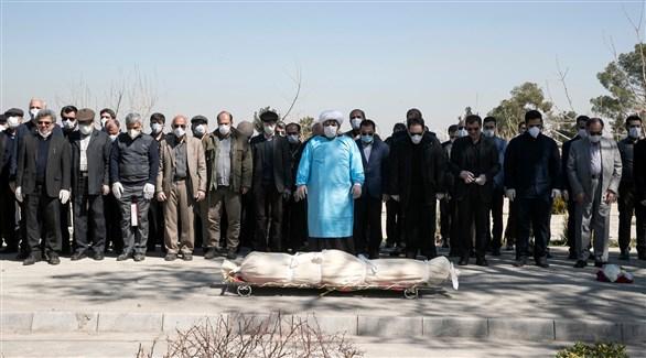 ارتفاع الإصابات بكورونا في إيران إلى 1 مليون