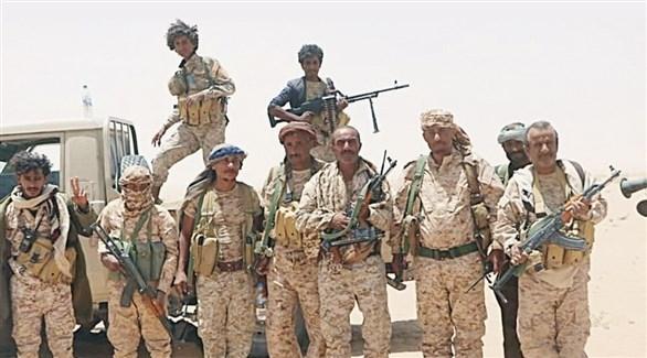 الجيش اليمني يعلن تحرير سلسلة جبلية شرقي البلاد