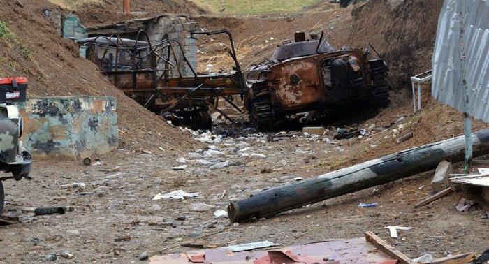 Ermənistan 44 gündə 3,8 milyard dollarlıq hərbi texnika itirib -  İNFOQRAFİKA