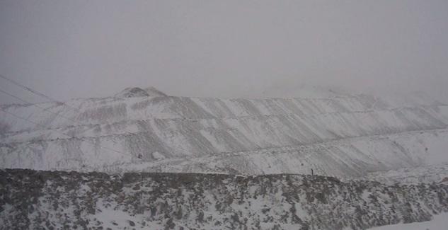 Soyudlu gold ore field of Kalbajar region -  VIDEO