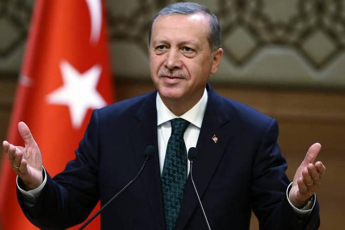 """""""Qarabağdakı zəfər Azərbaycana ana südü kimi halaldır"""" -  Ərdoğan"""