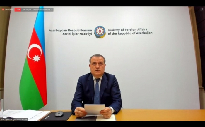 Weare entering a new post-conflict stage - Azerbaijan FM