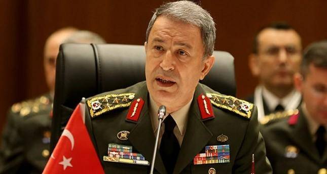 Joint Turkish-Russian Monitoring Center is being constructed, says Turkish Defense Minister