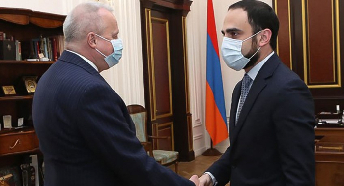 "Yerevan offers ""all for all"" principle in exchange of captives"