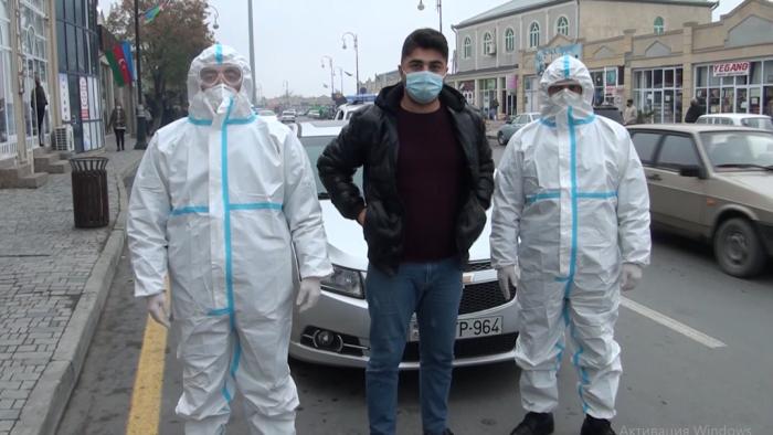 Balakəndə koronavirus xəstəsinə cinayət işi açıldı -    FOTO