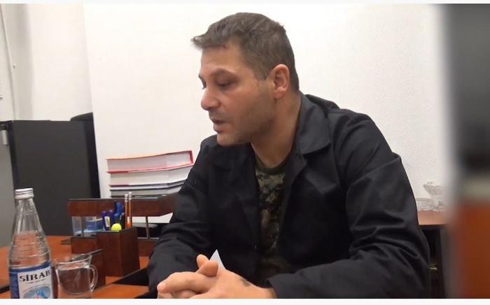 Livanlı muzdlu-terrorçu DTX tərəfindən məsuliyyətə cəlb edildi -    VİDEO