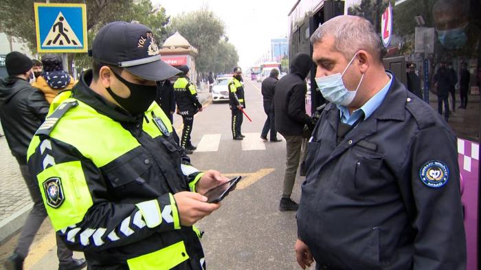 Polis Sumqayıtda reyd keçirib -  FOTO