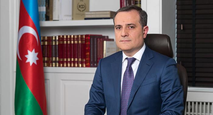 Azerbaijani FM shares post on liberation of Azerbaijan