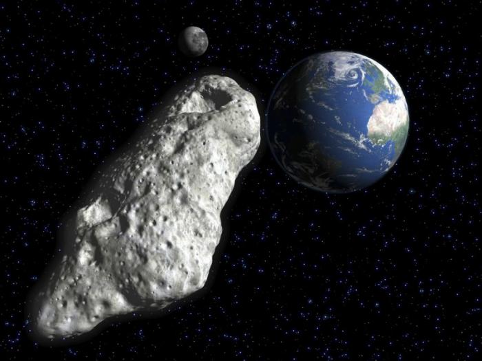 NASA: trois astéroïdes potentiellement dangereuxpasseront devant notre planète