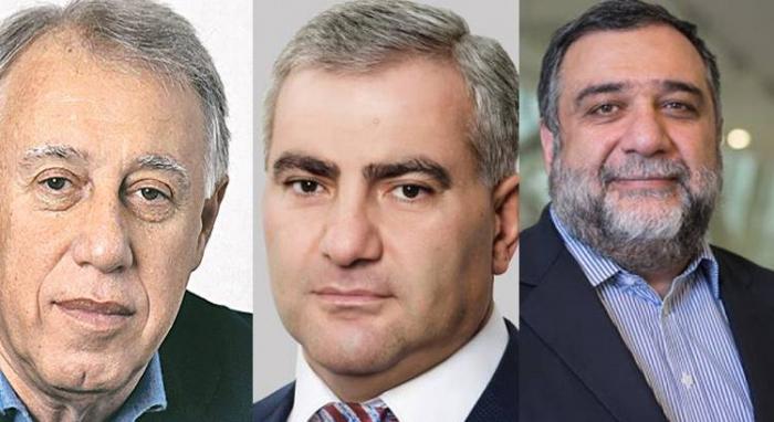 Erməni milyarderlər də Paşinyanın istefasını tələb edir