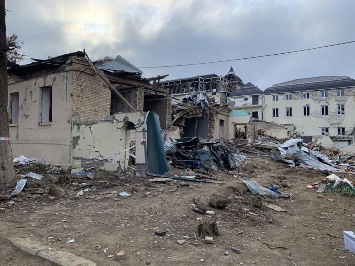 Amnesty International tweets photo proof of Armenian-inflicted damage in liberated Kalbajar -  PHOTOS