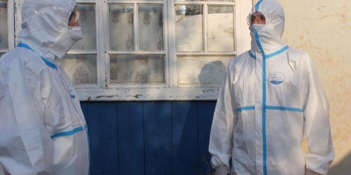 Gəncədə koronavirus xəstələri saxlanılıb