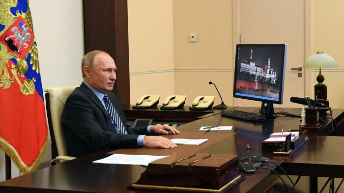 Putin MDB məkanındakı vəziyyəti müzakirə etdi
