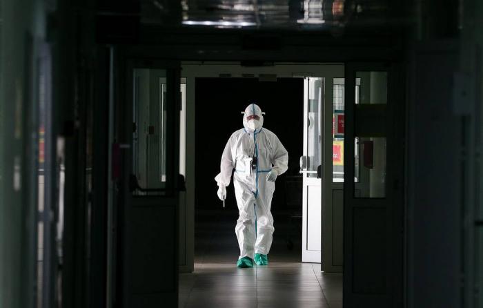 Rusiyada koronavirusdan ölənlərin sayı 40 mini ötüb