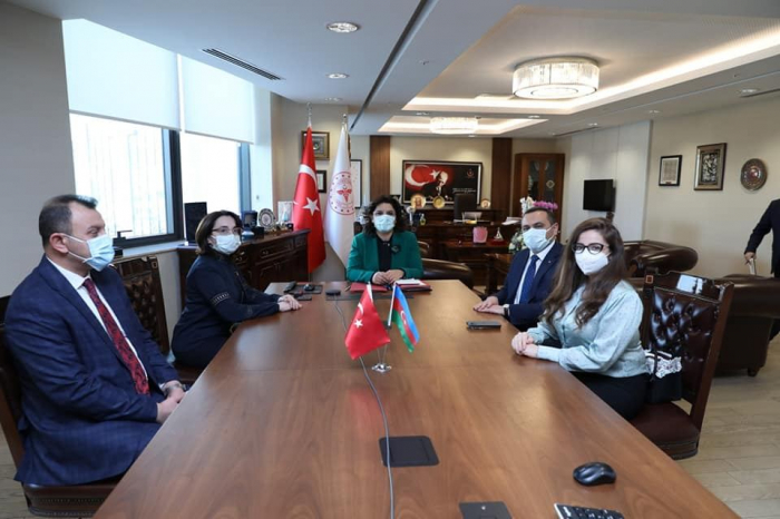 Ramin Bayramlı Türkiyəyə getdi -