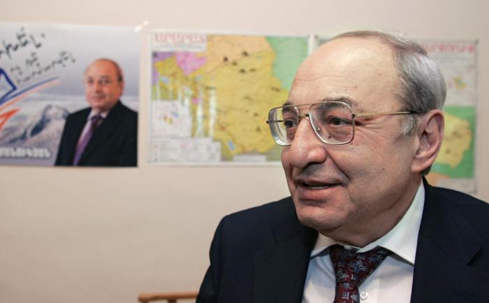 Ermənistan müxalifəti Paşinyanın yerinə namizəd tapdı