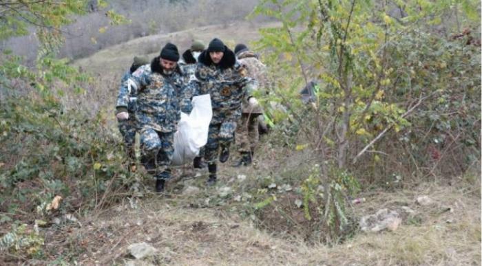 Ermənistan Qarabağdakı itkilərinin yeni sayını açıqladı