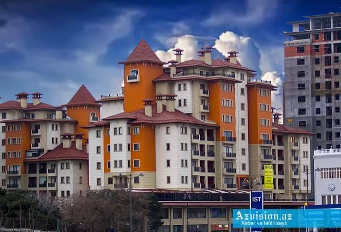 Ötən il azərbaycanlılar Türkiyədə 1279 ev alıb