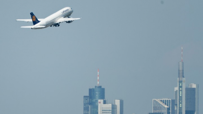 Passagierzahlen am Frankfurter Flughafen auf Stand von 1984 gesunken